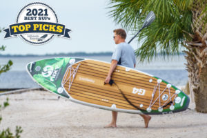 NIXY Newport G4 paddle board review - 2021 all-around SUP top pick