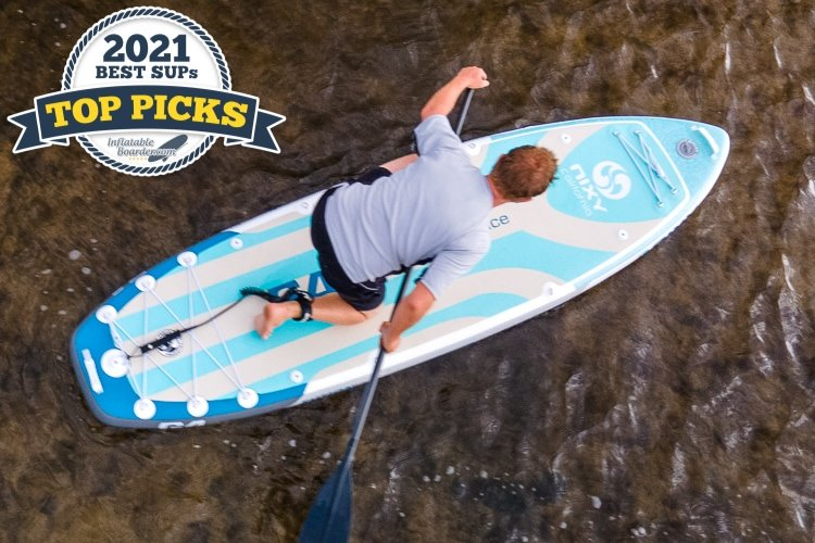 NIXY Venice G4 inflatable paddle board review - Top Pick award winner
