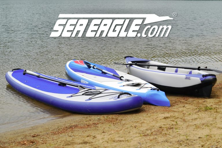 Sea Eagle inflatable paddle boards compared. Includes NeedleNose 126, NeedleNose 14, LongBoard 11, LongBoard 126, FishSUP, and Wave Slider.