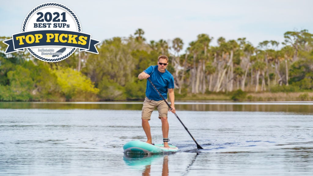 Thurso Waterwalker 120 paddle board review - 2021 all-around SUP top pick