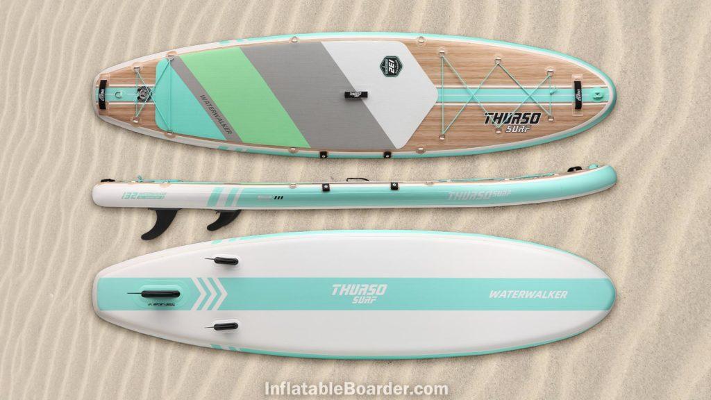 2021 Waterwalker 132 turquoise aqua color option