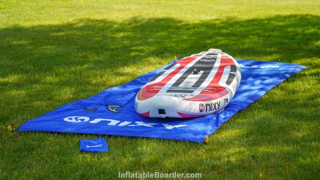 NIXY landing mat