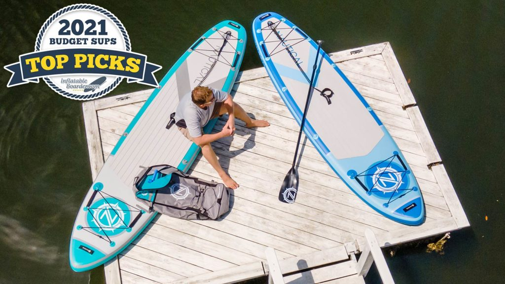 2021's best budget paddle boards compared