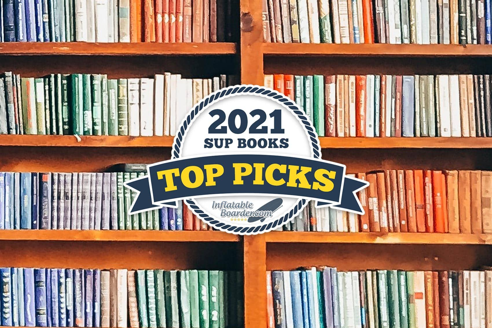 2021 best paddle board books compared.