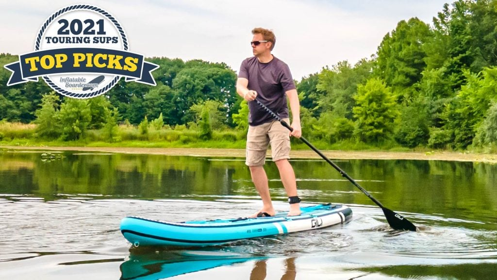 2021's best touring paddle board reviews