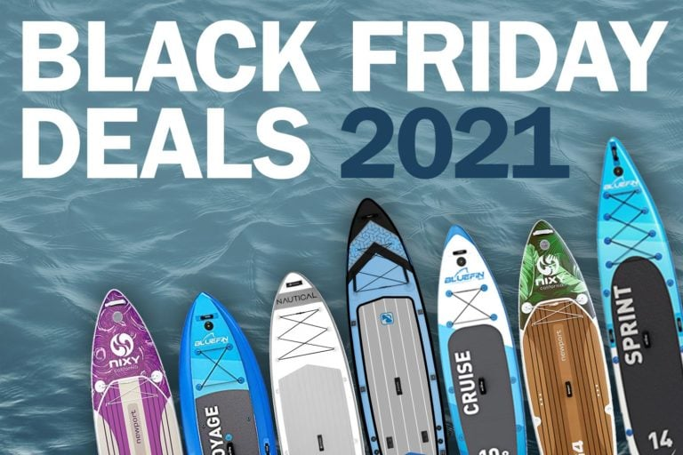 2021 Black Friday SUP sales and deals
