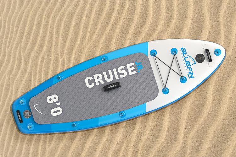 Bluefin Cruise Junior inflatable paddle board review