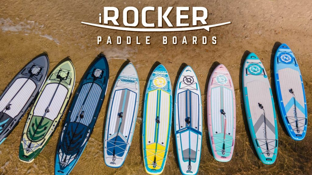 iROCKER paddle board sales and deals list
