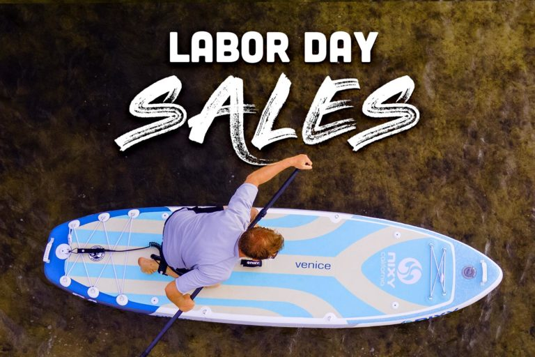 Labor Day paddle board sales