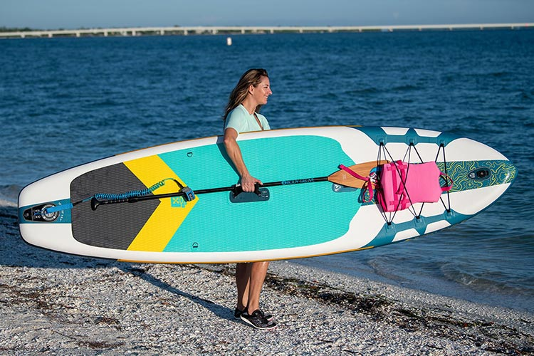 2021 Body Glove Cruiser inflatable sup review