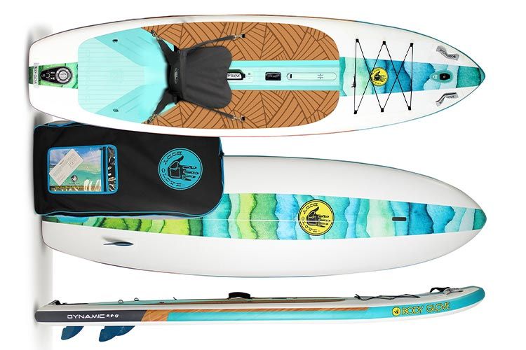2021 Body Glove Dynamic inflatable sup review