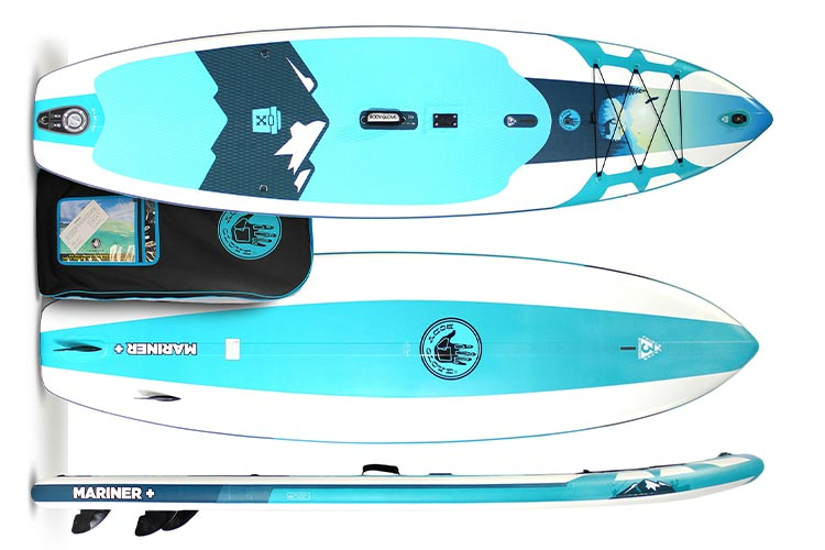 2021 Body Glove Mariner+ inflatable sup review