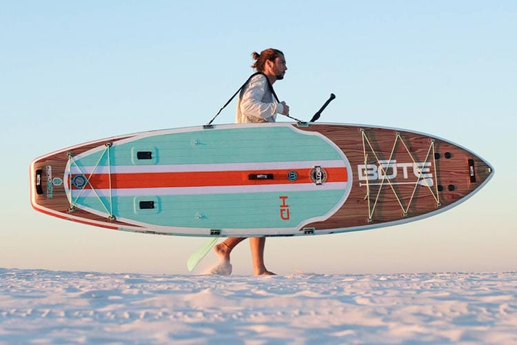 2021 Bote HD inflatable paddle board review